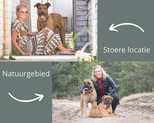 4 tips voor een goede fotografie start: Collage met stoere locatie en natuurgebied