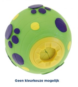 Happy pet laughing treat ball
