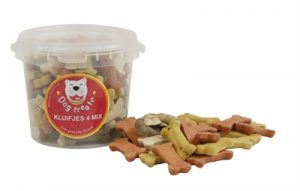 Dog treatz kluifjes 4 mix