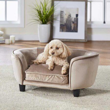 Hondenbank Coco Sofa Stone